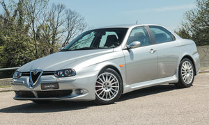 2003 ultra low KM Alfa Romeo 156 GTA 3.2 V6 Selespeed For Sale