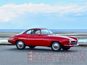 1963 Alfa Romeo Giulia Sprint Speciale For Sale