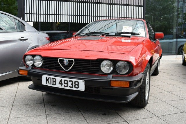1983 Gtv6 *Very low mileage* For Sale (picture 3 of 5)