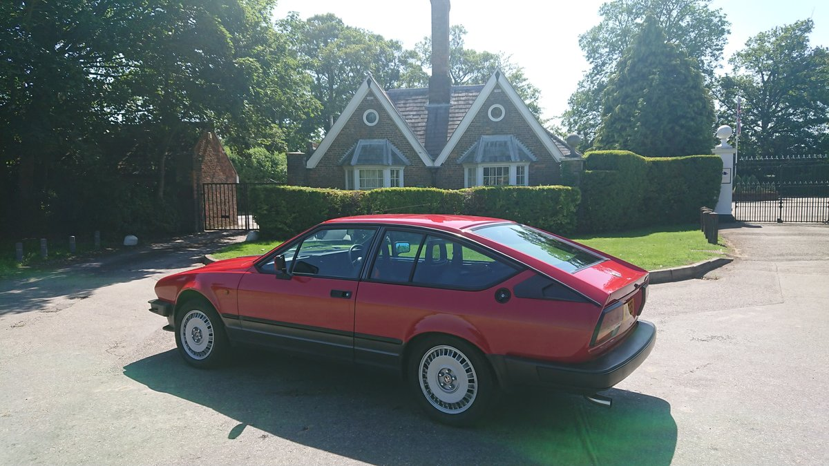 1983 Gtv6 *Very low mileage* For Sale (picture 4 of 5)