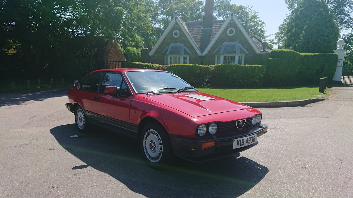 1983 Gtv6 *Very low mileage* For Sale (picture 5 of 5)