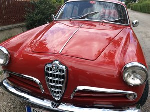 1955 Alfa Giulietta Sprint Very rare   For Sale