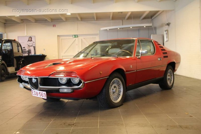 1985 ALFA ROMEO Montreal For Sale by Auction (picture 1 of 6)
