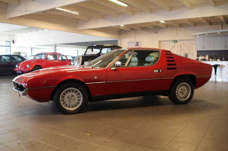 1985 ALFA ROMEO Montreal For Sale by Auction (picture 2 of 6)