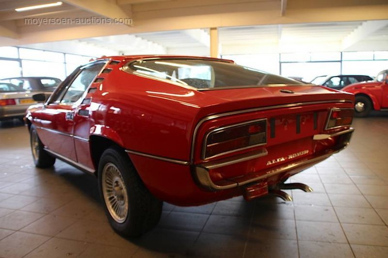 1985 ALFA ROMEO Montreal For Sale by Auction (picture 3 of 6)