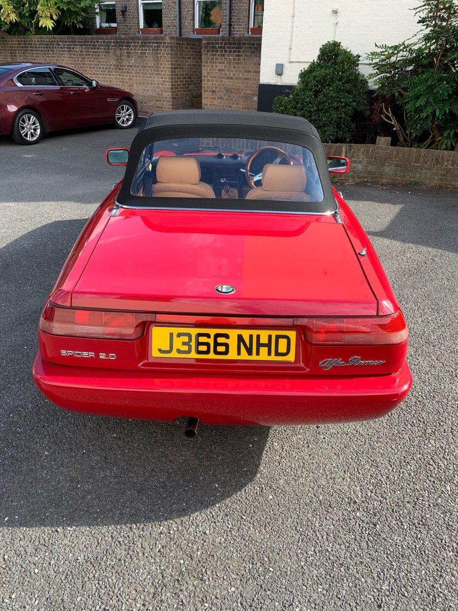 1991 Alfa Romeo Spider S4 For Sale (picture 3 of 6)