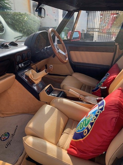 1991 Alfa Romeo Spider S4 For Sale (picture 5 of 6)