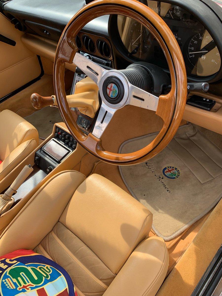 1991 Alfa Romeo Spider S4 For Sale (picture 6 of 6)