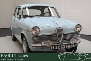 Alfa Romeo Giulietta TI 1962 very good condition