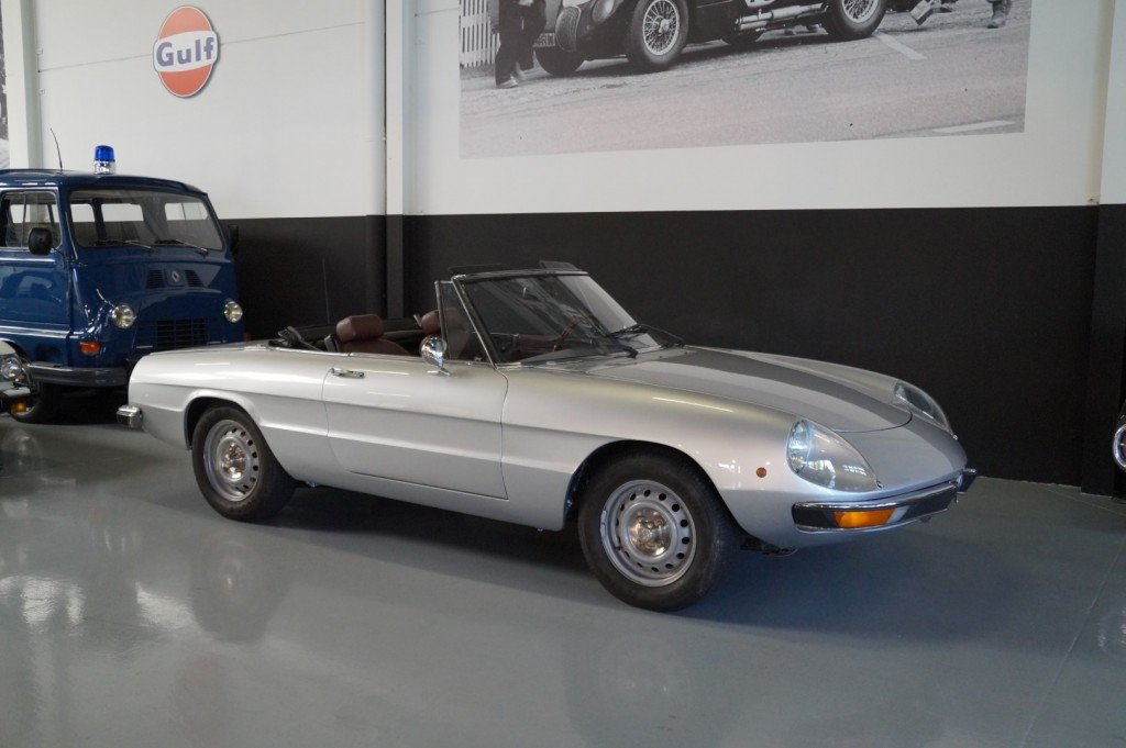 ALFA ROMEO SPIDER 1600 - New paint (1979) For Sale (picture 1 of 6)