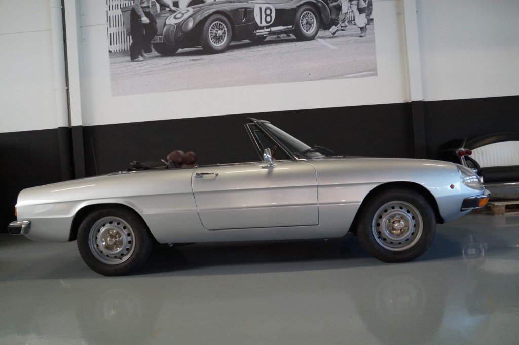 ALFA ROMEO SPIDER 1600 - New paint (1979) For Sale (picture 2 of 6)