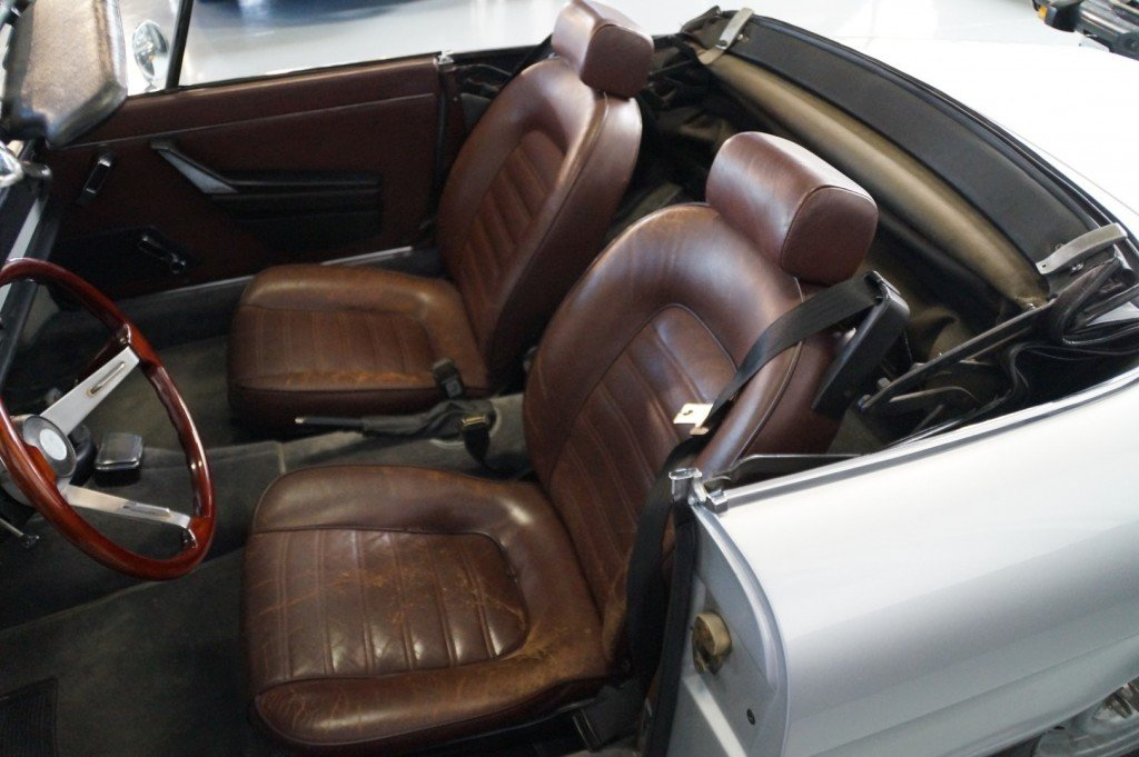 ALFA ROMEO SPIDER 1600 - New paint (1979) For Sale (picture 4 of 6)