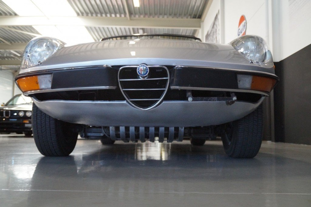 ALFA ROMEO SPIDER 1600 - New paint (1979) For Sale (picture 6 of 6)