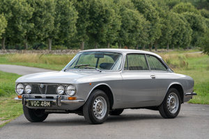 1974 Alfa Romeo 2000 GTV - 18,000 miles SOLD