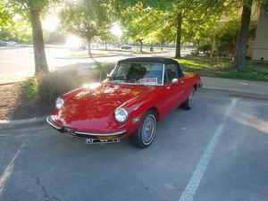 1971 Alfa Romeo Spider 1750 For Sale