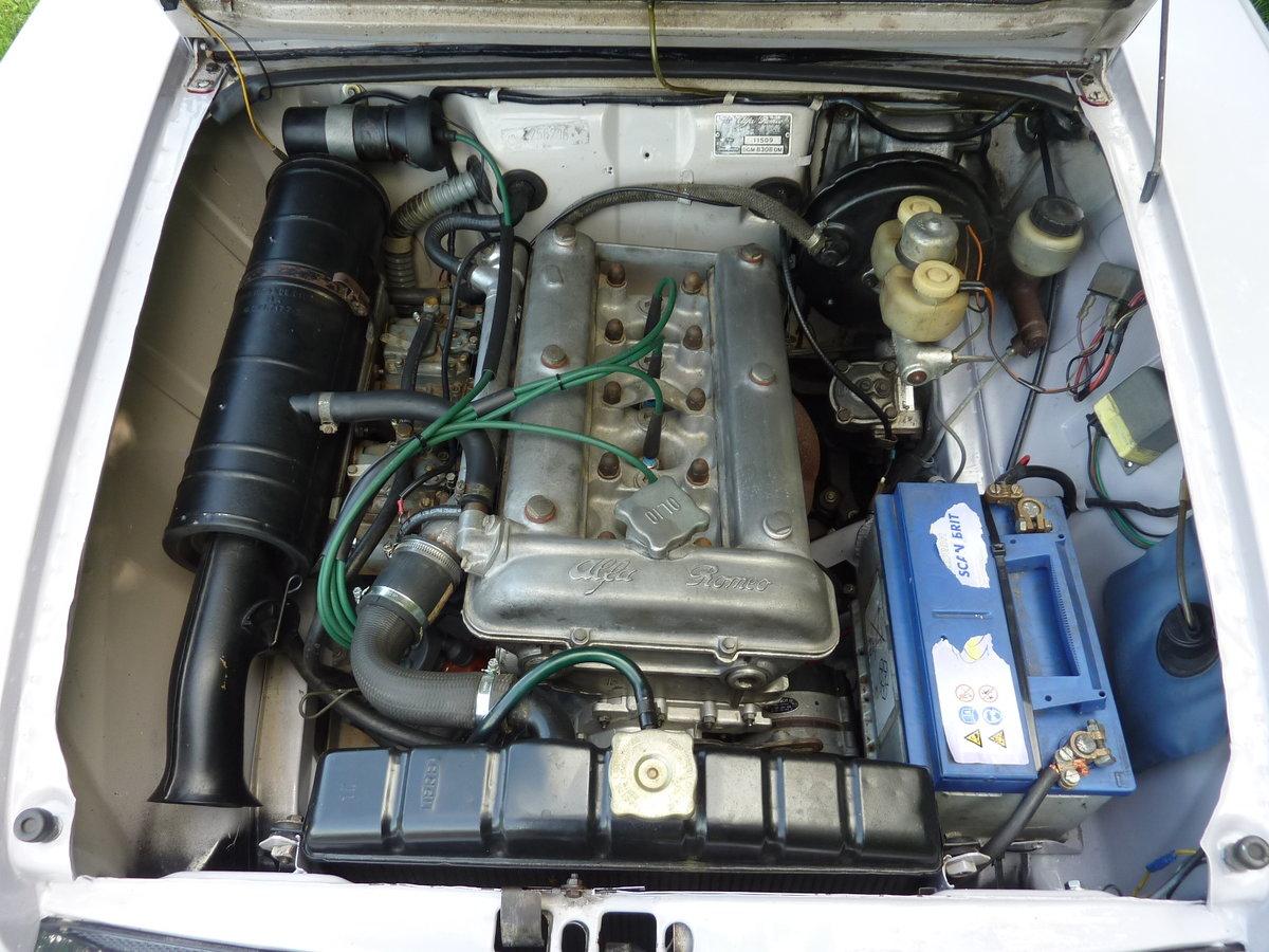 1971 Alfa Romeo Giulia 1300 Super SOLD (picture 6 of 6)
