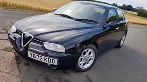 2001 Alfa Romeo 156 - The best 156 for sale in the uk.  For Sale
