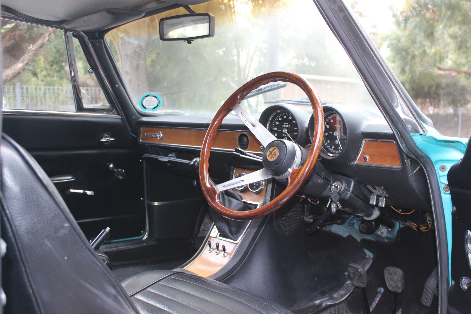 Alfa Romeo 1750 GT 1972 For Sale (picture 5 of 6)
