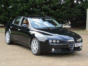 2007 Alfa Romeo 159 Lusso Q4 3.2 JTS at ACA 24th August