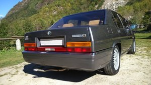 1986 Rare alfa romeo 90 2.5 v6 gold cloverleaf .clima. For Sale