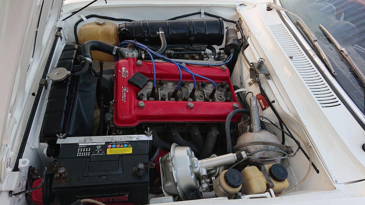 1971 Alfa romeo 1750 gtv veloce mk2 coupe rhd For Sale (picture 6 of 6)