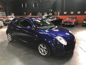 2011 ALFA-ROMEO MITO 1.4 8V SPRINT 3d 78 BHP For Sale