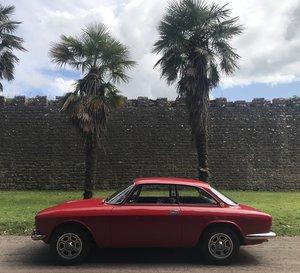 1968 UK supplied RHD Alfa Romeo 1750 GTV