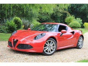 2016 Alfa Romeo 4C 1750 TBi TCT 2dr 1.8 RACE EXHAUST, IMMACULATE! For Sale