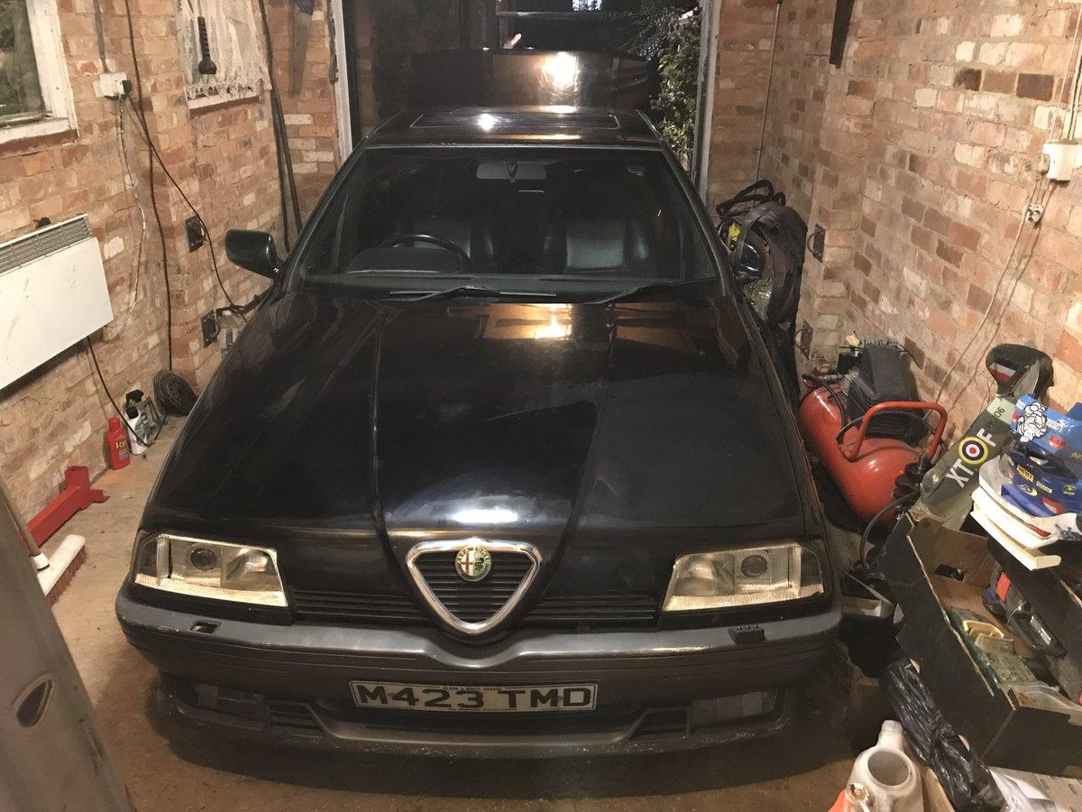1994 Alfa Romeo 164 qv 3.0 v6 For Sale (picture 2 of 4)