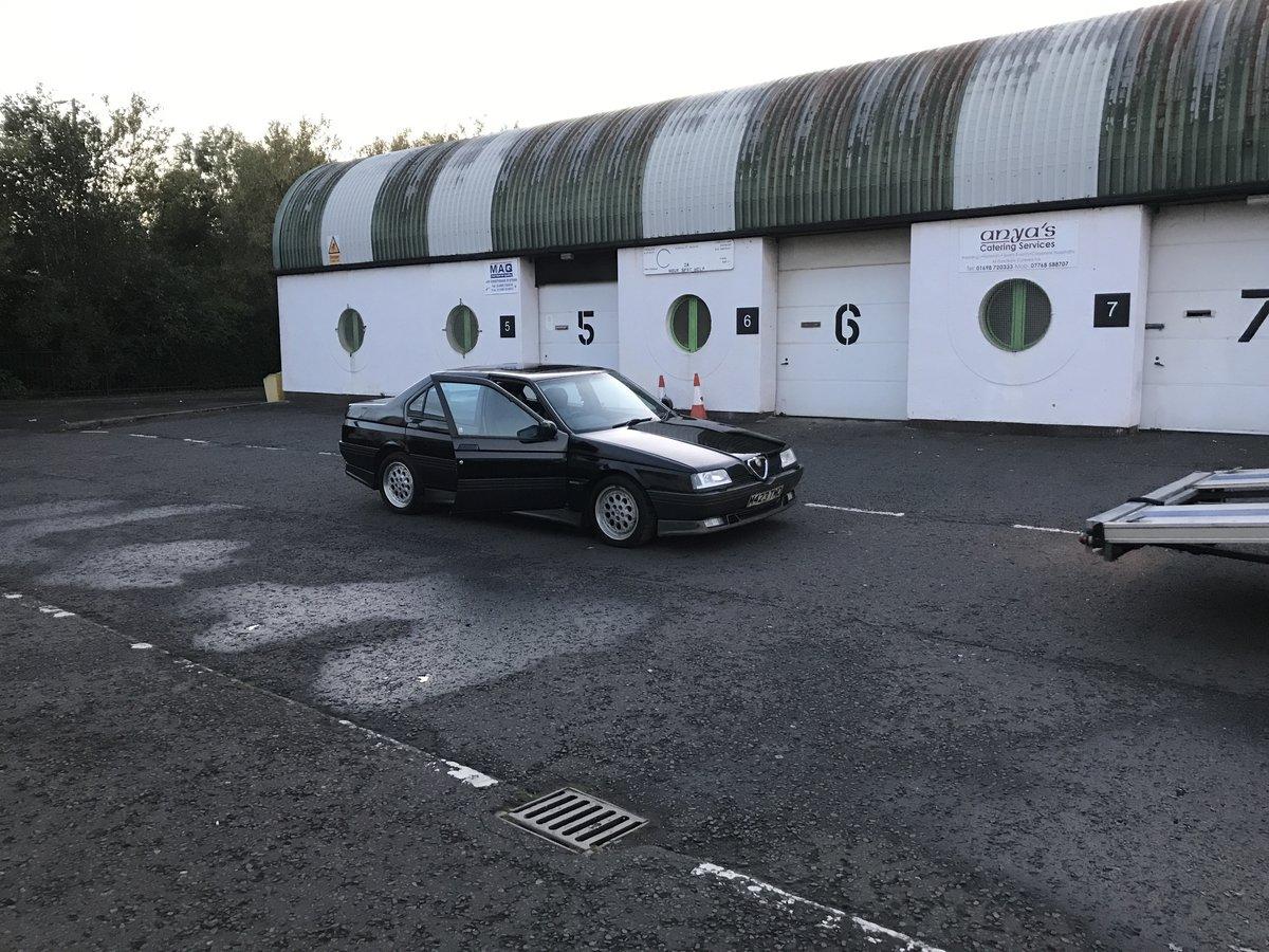 1994 Alfa Romeo 164 qv 3.0 v6 For Sale (picture 4 of 4)