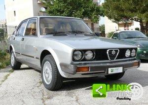 1983 Alfa Romeo Alfetta 2.0i Quadrifoglio ORO For Sale