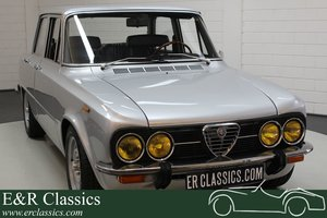 Alfa Romeo Giulia Nuova Super 1600 1977 Good condition