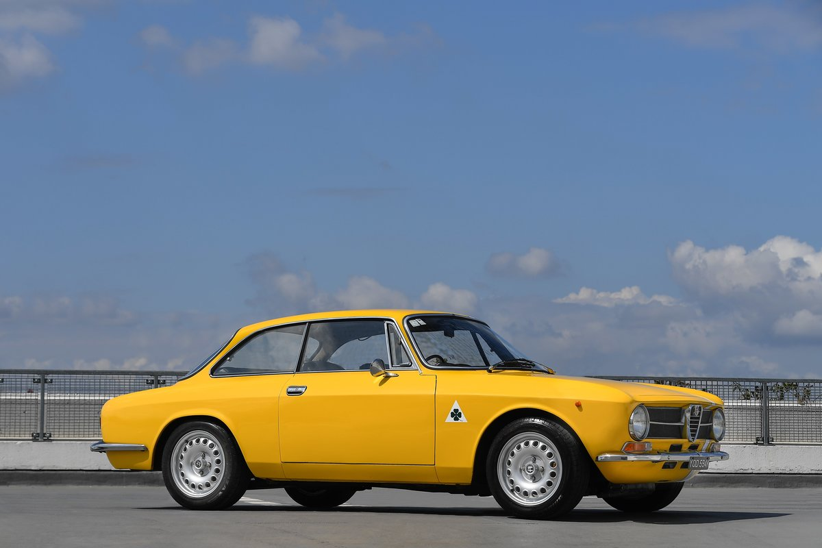 1972 Alfa Romeo GT Junior with 2000cc Nord Engine SOLD (picture 1 of 6)