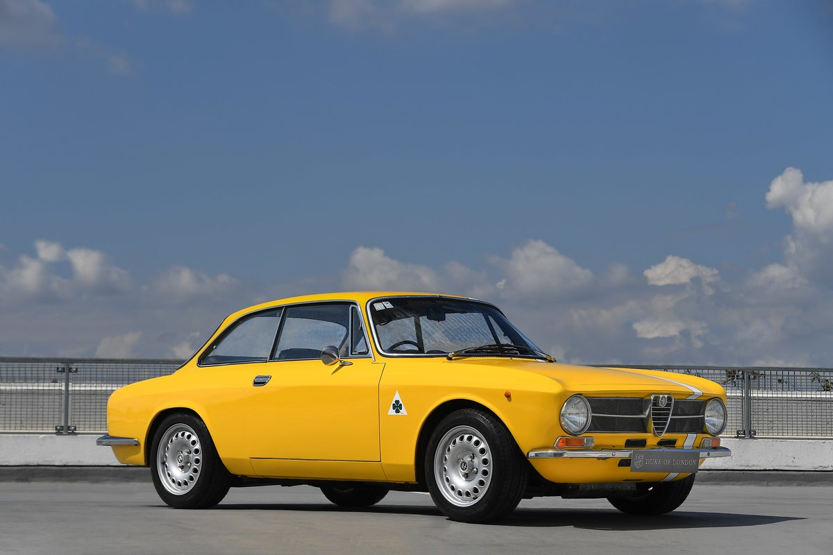 1972 Alfa Romeo GT Junior with 2000cc Nord Engine SOLD (picture 2 of 6)