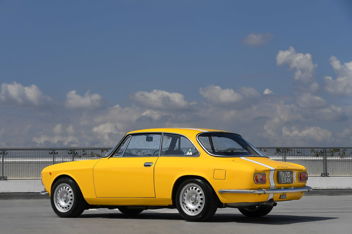 1972 Alfa Romeo GT Junior with 2000cc Nord Engine SOLD (picture 3 of 6)