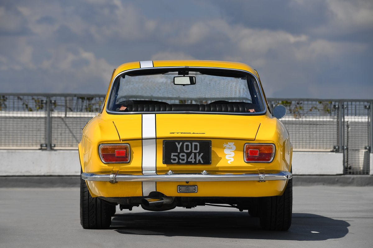 1972 Alfa Romeo GT Junior with 2000cc Nord Engine SOLD (picture 4 of 6)
