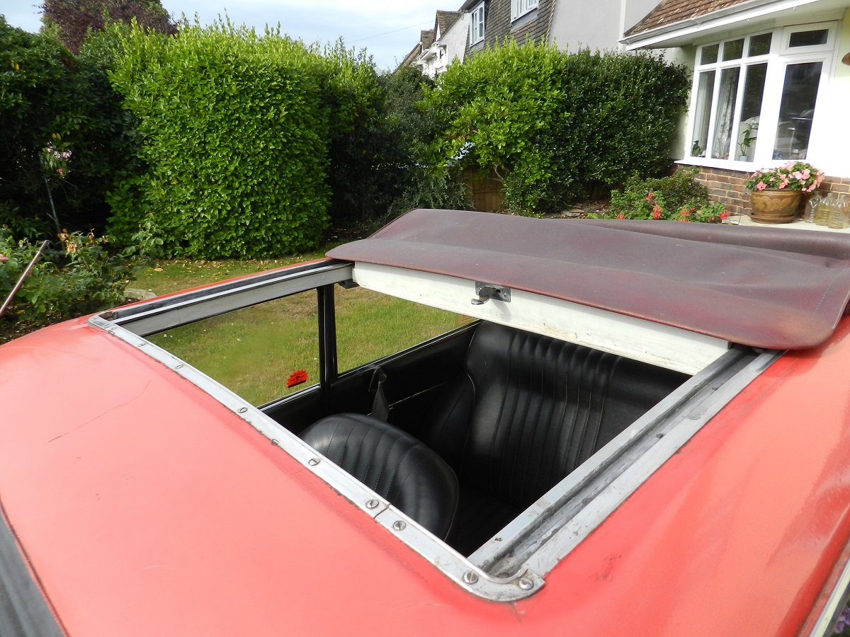 Alfa Romeo 1300 GT Junior 1968 - To be auctioned 25-10-19 For Sale by Auction (picture 6 of 6)