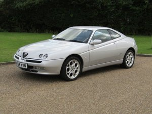 1999 Alfa Romeo GTV 2.0 NO RESERVE at ACA 24th August