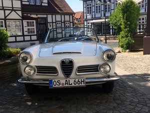 1964 Alfa Romeo Touring Spider 2600 For Sale