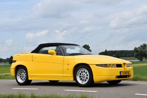 1995 Alfa Romeo Roadster Zagato For Sale
