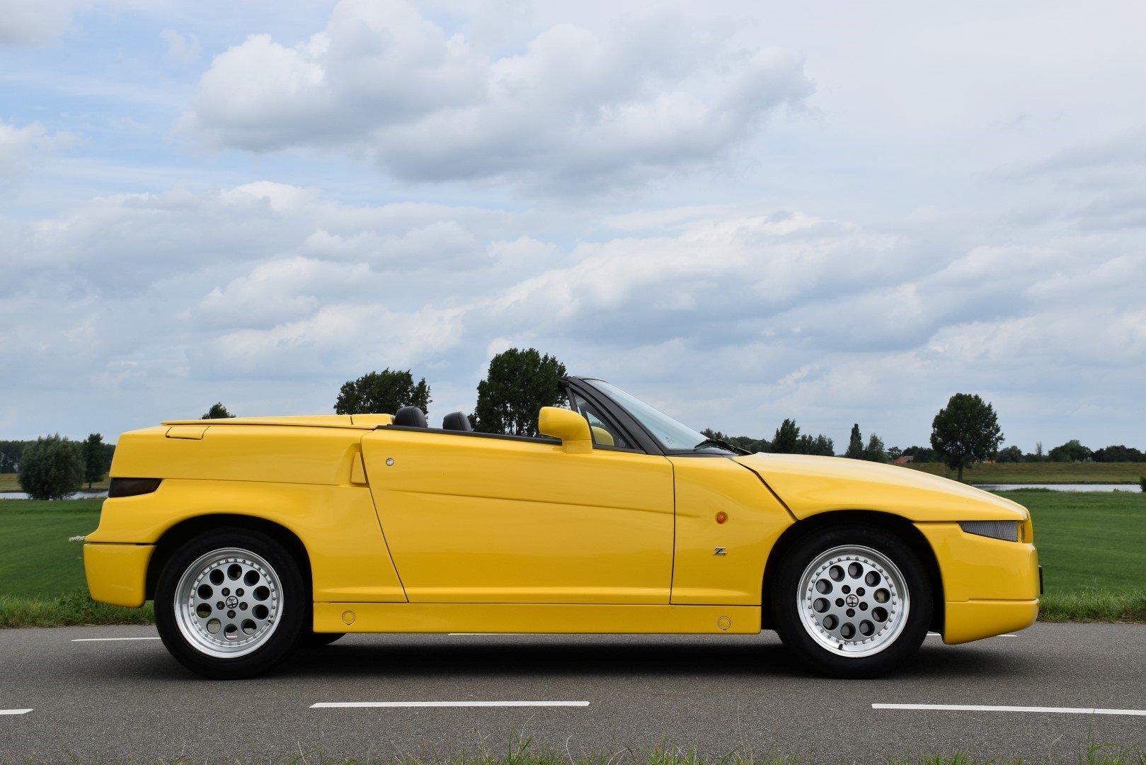 1995 Alfa Romeo Roadster Zagato For Sale (picture 3 of 6)