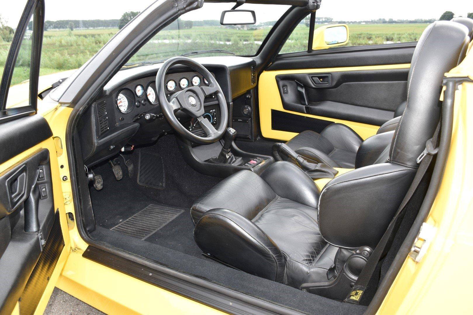 1995 Alfa Romeo Roadster Zagato For Sale (picture 4 of 6)