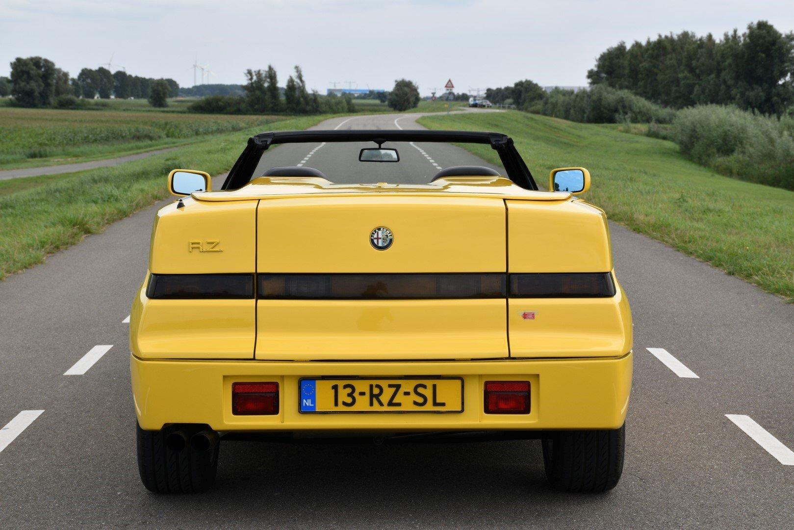 1995 Alfa Romeo Roadster Zagato For Sale (picture 6 of 6)