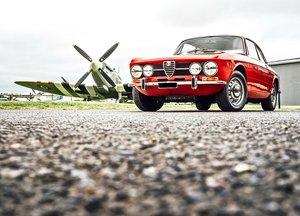 1971 Alfa Romeo 1750 GTV Mk 2 RHD
