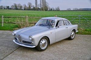 1957 Alfa Romeo Giulietta Sprint Veloce Alleggerita For Sale