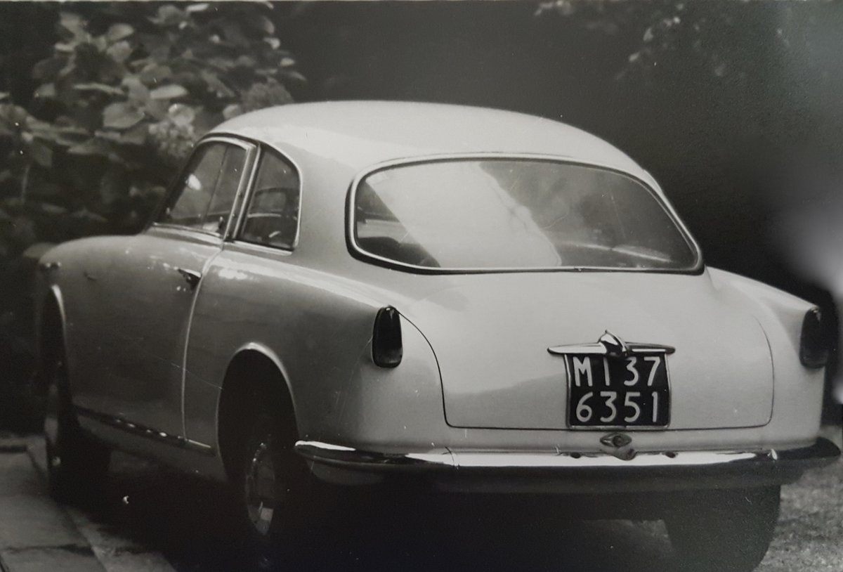 1957 Alfa Romeo Giulietta Sprint Veloce Alleggerita For Sale (picture 6 of 6)