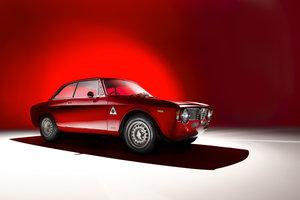 1966 Alfa Romeo Giulia Sprint GT Stradale RHD