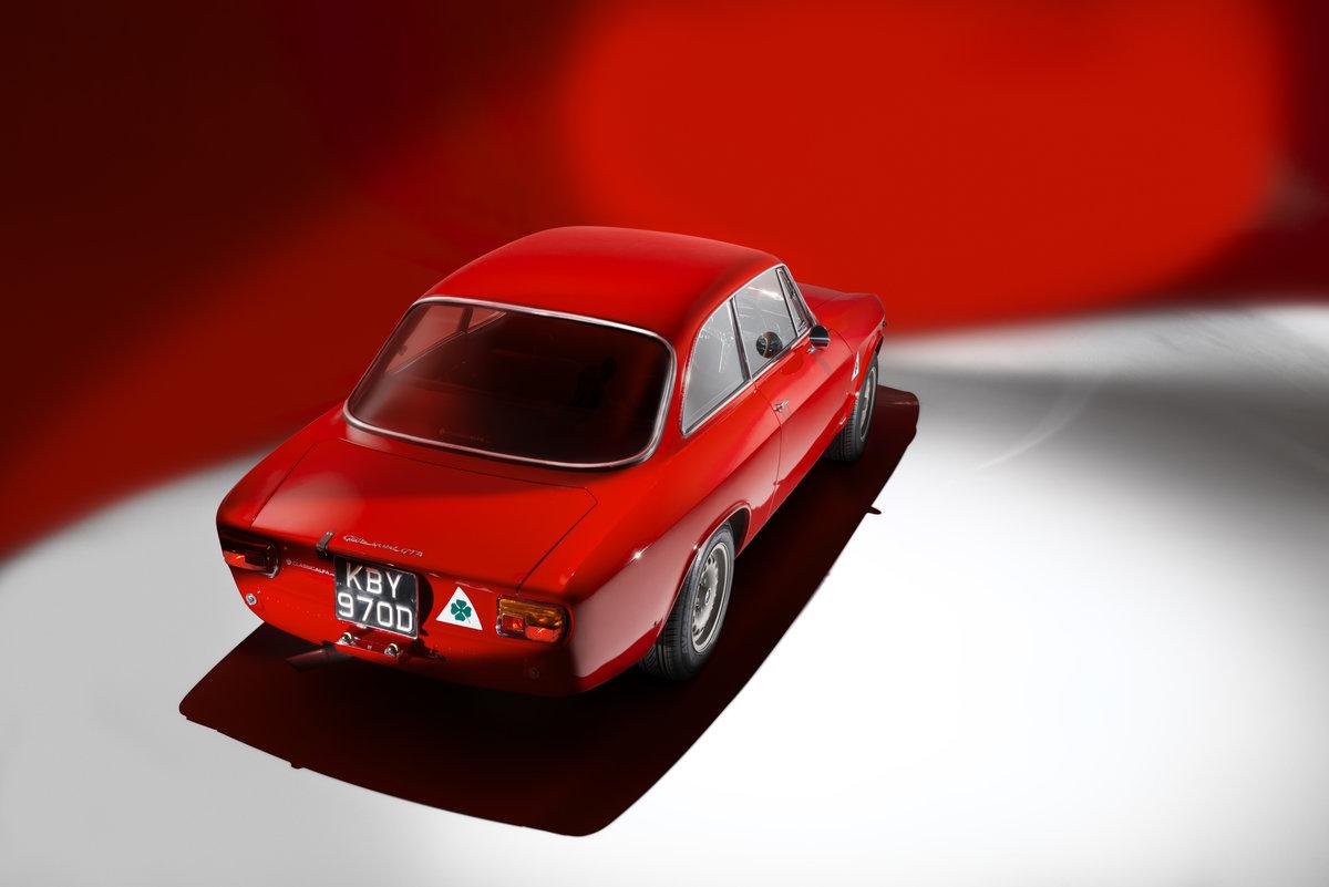 1966 Alfa Romeo Giulia Sprint GT Stradale RHD For Sale (picture 2 of 6)