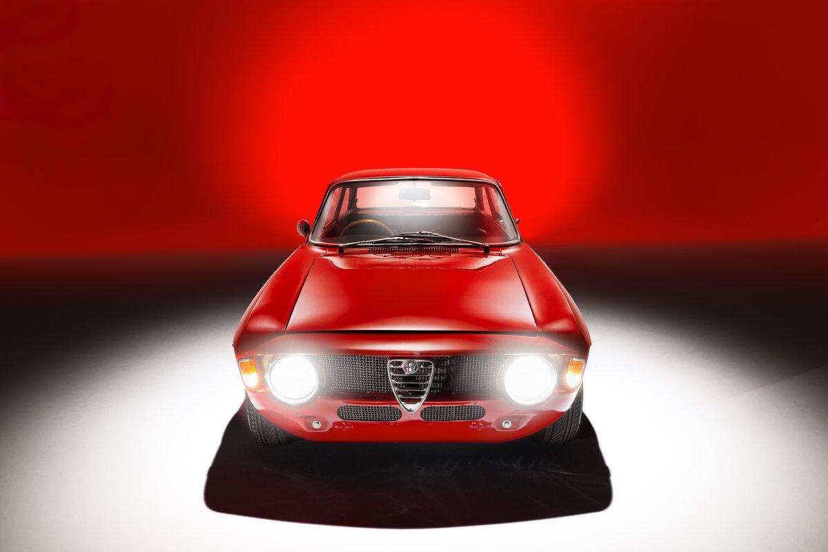 1966 Alfa Romeo Giulia Sprint GT Stradale RHD For Sale (picture 3 of 6)