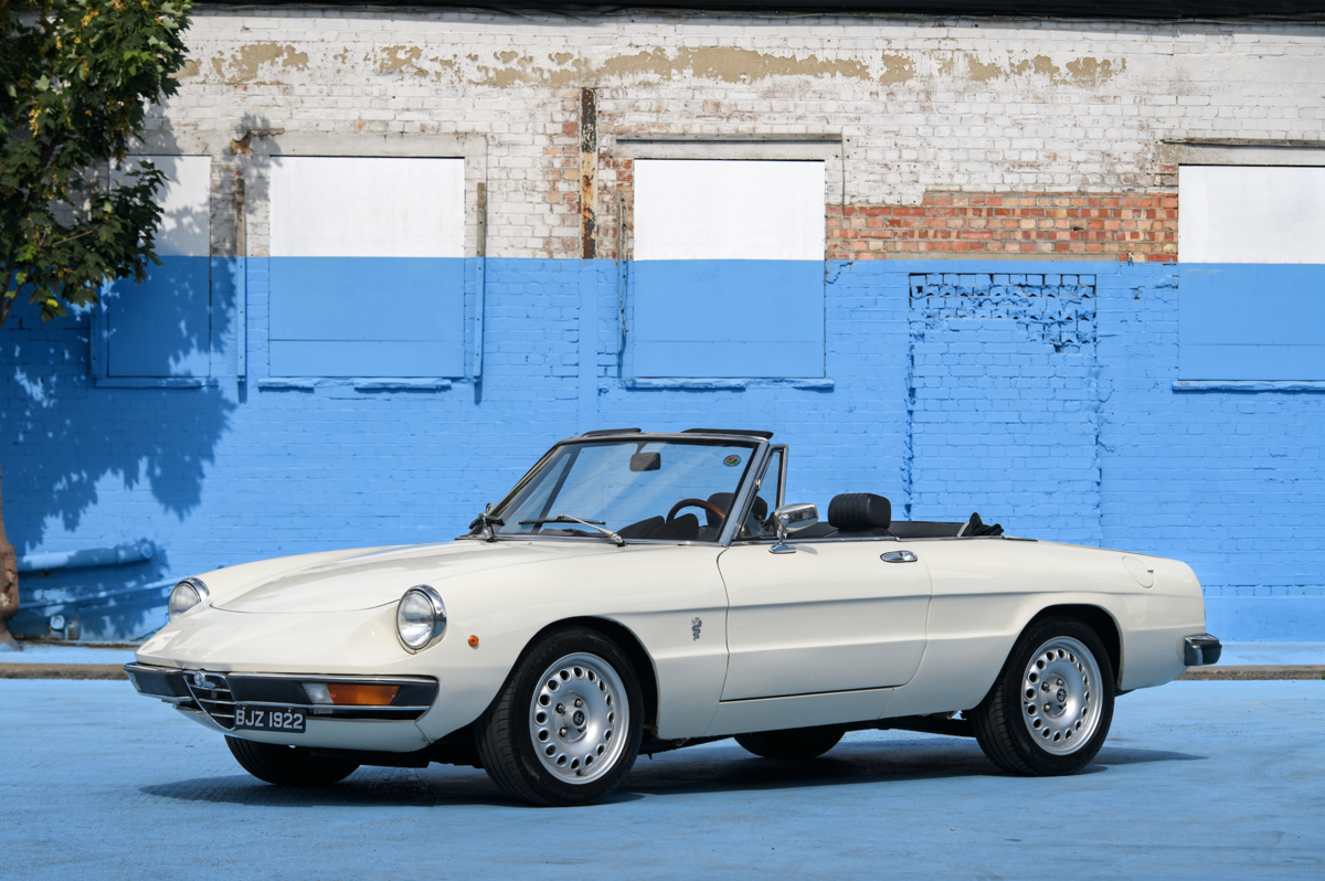 1980 Alfa Romeo Spider S2 LHD For Sale (picture 1 of 8)